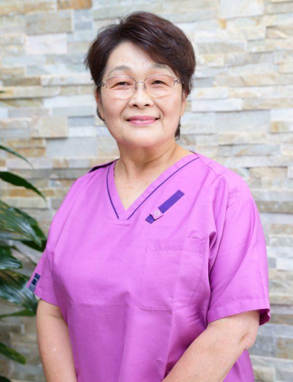 歯学博士 萩原 清美